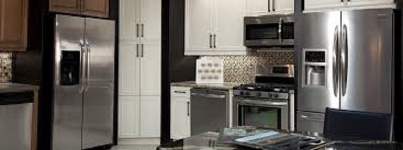 Giving Your Kitchen A Makeover Don't Forget About The Refrigerator
