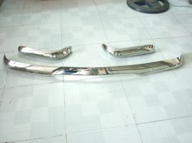 Ford Anglia Stainless Steel Bumper