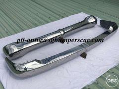 Opel Rekork P1 Stainless Steel Bumper 1957