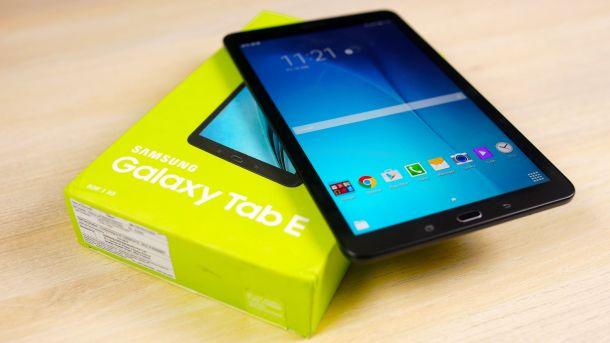New Samsung Galaxy Tab E SMT560