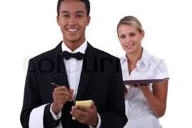 Full time Waiter or Waitress required  UK
