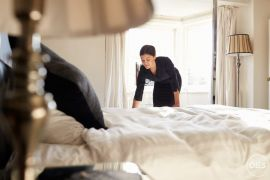 Housekeeping supervisor wanted in UK