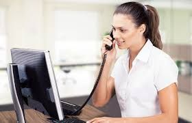 Receptionist required Full time UK Classified Ads
