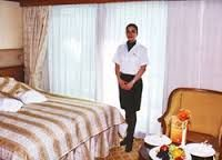 Require Chamber person and Housekeeping supervisor in UK