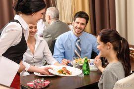 Waitress Waiter Full time for well known restaurant in UK