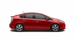 Clean Services Toyota Prius for Rent in UK