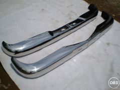 110 stainless steel bumper