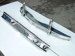 1948Citroen 2 CV Stainless Steel Bumper for Sale
