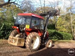 1995 Zetor 4320 Tractor for Sale at UK Free Classified Ads