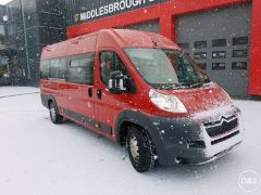 2009 Citreon Relay Minibus Ideal Conversion Night Heater for Sale at UK Free Classified Ads