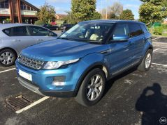 2012 Range Rover evoque With Only 21500 Miles