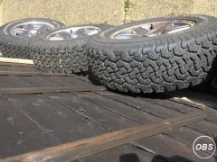Alloy Wheels Plus Tyres for Sale at UK Free Classified Ads