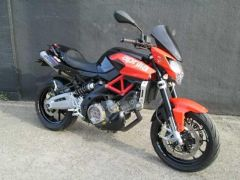 Aprilia SL 750 Shiver for Sale at UK Free Classified Ads