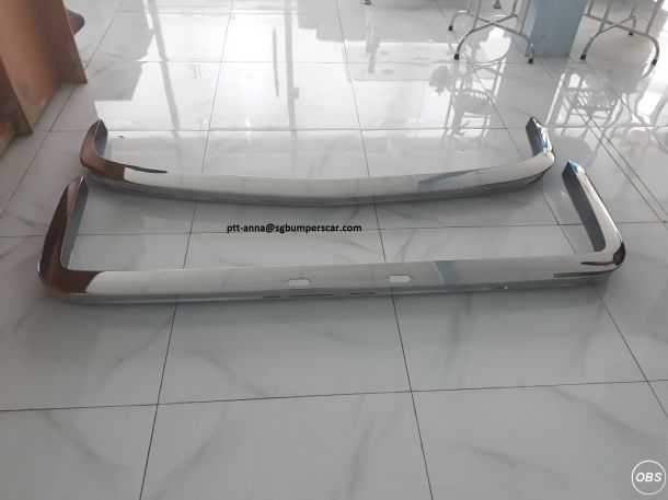 Audi 100 Stainless Steel Bumper