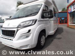 Bailey Autograph 754 Fixed Bed Motorhome MANUAL 2017