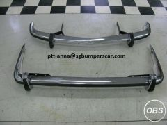BMW 1600 Long Stainless Steel bumpers