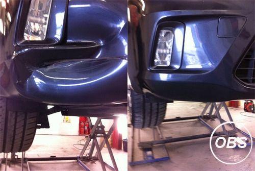 Car Bonnet Repair Warrington