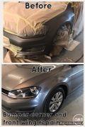 Car Bumper Repairs Warrington