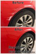 Car Scratch Repair in Warrington