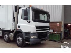 DAF CF 2010 for  Sale at UK Free Classified Ads