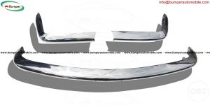 Fiat 124 Spider bumper kit new (19661975)