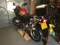 For Sale BMW R1200GS in UK