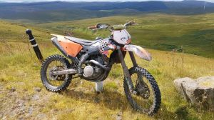 For Sale Racing Edition Electric Start Motocross bike in UK