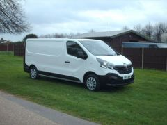 For Sale Renault Trafic 16dCi Low Roof Van in UK