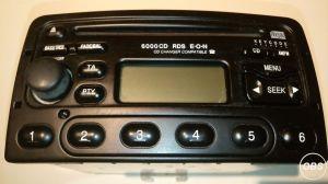 Ford RDS 6000 CD Radio UK Free Ads