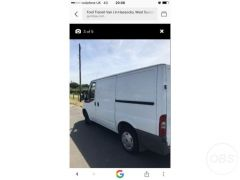 Ford Transit Van 2011 in Ashford for Sale at UK Free Classified Ads