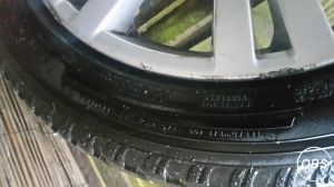 Genuine Range Rover Alloy and Tyre in Oldham for Sale UK Free Ads