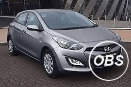 Hyundai i30 Grey 2013 Automatic for Sale at UK Free Classified Ads