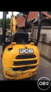 Jcb 8016 Mini Digger Year 2007 Complete with Two Bucket Long Reach Arm UK Free Ads