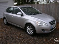 KIA CEE D 16LS 2007 only 66000 miles FSH at UK Free Ads
