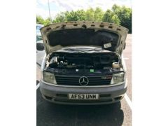 Mercedes Benz Vito 112 CDI Light for Sale in the UK