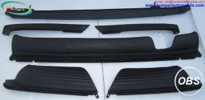 Mercedes R107 SL Euro Bumper Conversion Kit