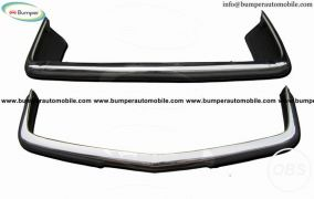 Mercedes R107 SL Euro Bumper Conversion Kit