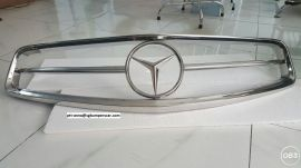 Mercedes W113 Grill