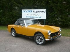 MG Midget 1972 for Sale at UK Free Classified Ads