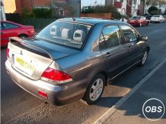 Mitsubishi Lancer Equippe Car for Sale in the UK