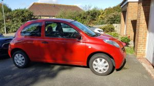 Nissan Micra In Good Condition for Sale Available at UK Free Classified Ads