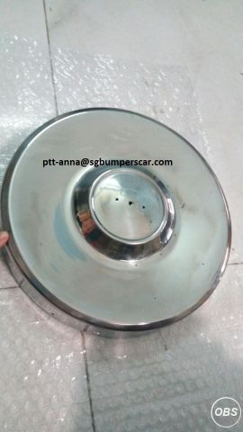 Opel Stainless Steel Hubcaps