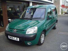 Peugeot Partner 2006 for Sale at UK Free Ads