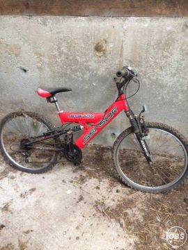 Red Mountain Bike for Sale in the UK Free Classified Ads