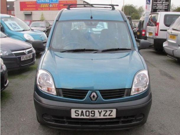 Renault KANGOO 2009 Manual for Sale in the UK