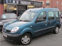 Renault KANGOO 2009 Manual for Sale in the UK