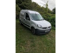 Renault kangoo van 9 months mot 165k for Sale in the UK