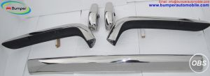 RollsRoyce Silver Shadow 1 bumper kit (19651977)