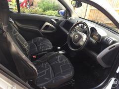 Smart Fortwo passion cdi Auto diesel 2009(59)reg 59k mls UK Free Ads