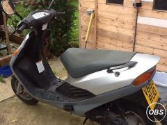 Suzuki Ap50 Scooter for Sale at UK Free Classified Ads